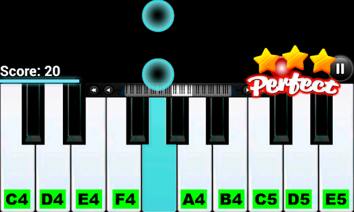 Game Real Piano Teacher APK for Windows Phone