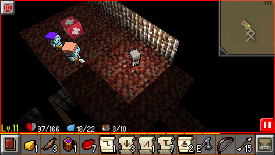 Rogue Saga Screenshot