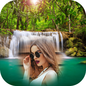 Waterfall Photo Frames :Waterfall Photo Collection for PC-Windows 7,8,10 and Mac