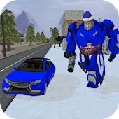 Download Winter Robot Rise APK for Kindle Fire