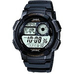 Reloj digital CASIO COLLECTION AE1000W-1A Cronografo multifuncional
