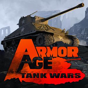 Armor Age: Tank Wars — WW2 Platoon Battle Tactics For PC (Windows & MAC)