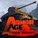 Armor Age: Tank Wars — WW2 Platoon Battle Tactics image