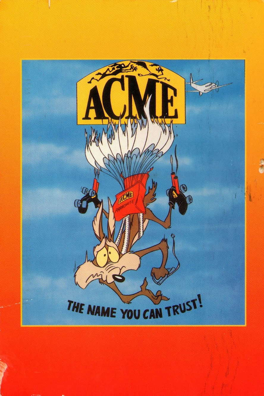 Acme, The Name You Can Trust!