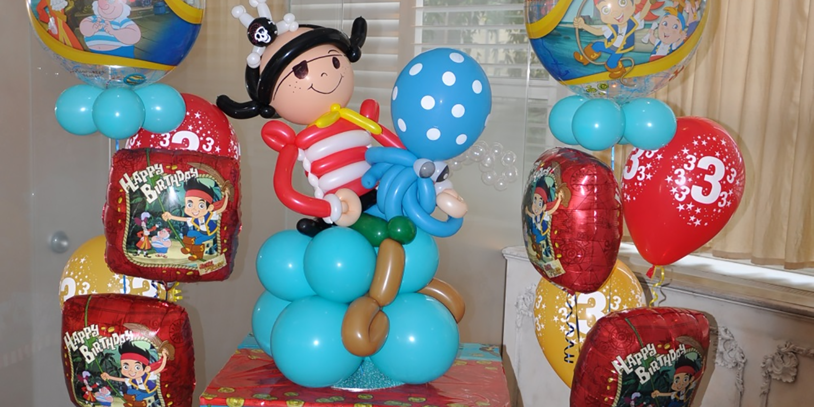 Top Balloon Specialty Balloons