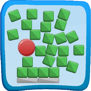 Blocks Shoot Icon