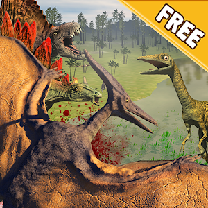 Jurassic Dinosaur Simulator 3 for PC-Windows 7,8,10 and Mac