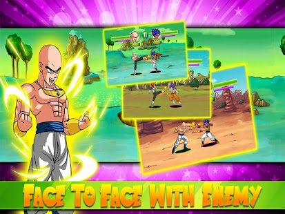 Create Dragon Z Saiyan Warrior APK Descargar