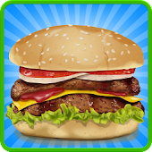 Fast Food Cheese Burger Shop APK for Bluestacks