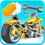 Motorbike Wash and Repair 4.0.0 Apk