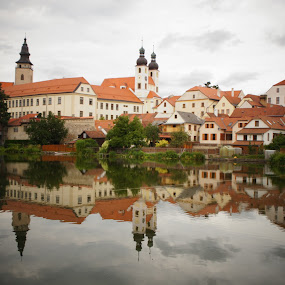 Mirroring by Luboš Zámiš - Buildings & Architecture Other Exteriors