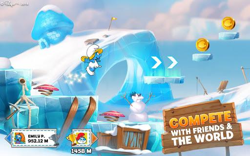 Smurfs Epic Run - screenshot