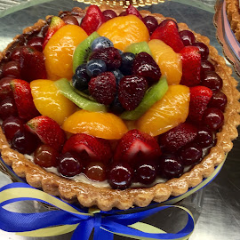 Tasty Tart by Lope Piamonte Jr - Food & Drink Candy & Dessert
