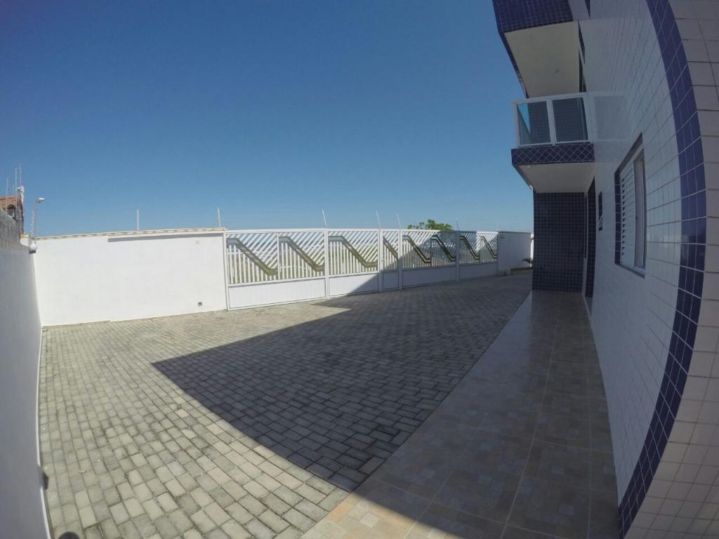 ISF Imóveis - Apto 2 Dorm, Jardim Iberá, Itanhaém