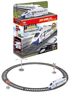 """Поезд серии """"Город Игр"""", железная дорога S, белый"""