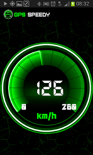 GPS Speedy - Digit Speedometer - screenshot