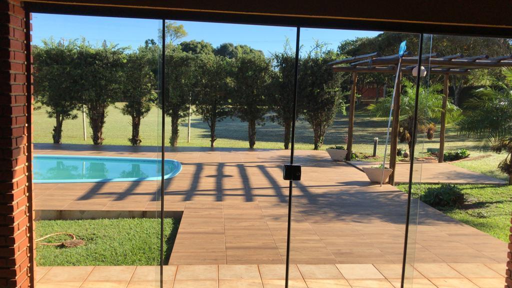 Chácara com 3 dormitórios à venda, 5000 m² por R$ 670.000 - Gleba Jacutinga - Londrina/PR