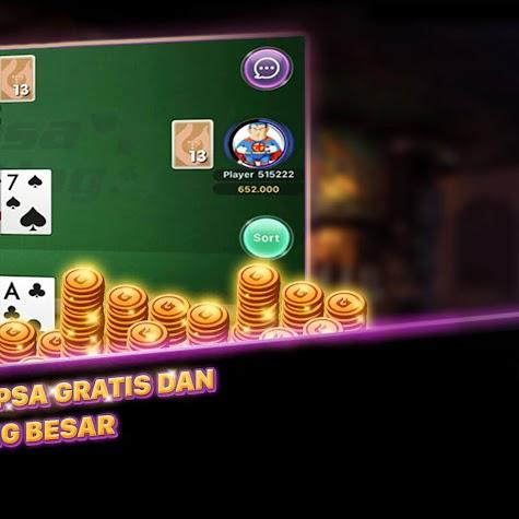Capsa Susun Queen Screenshot