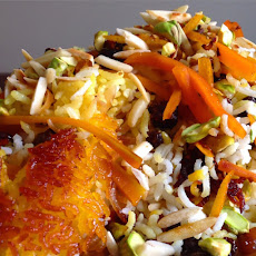 Persian Jeweled Rice (Javaher Polow)