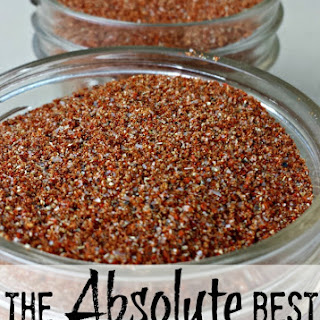 Bbq Seasoning Mix Recipes