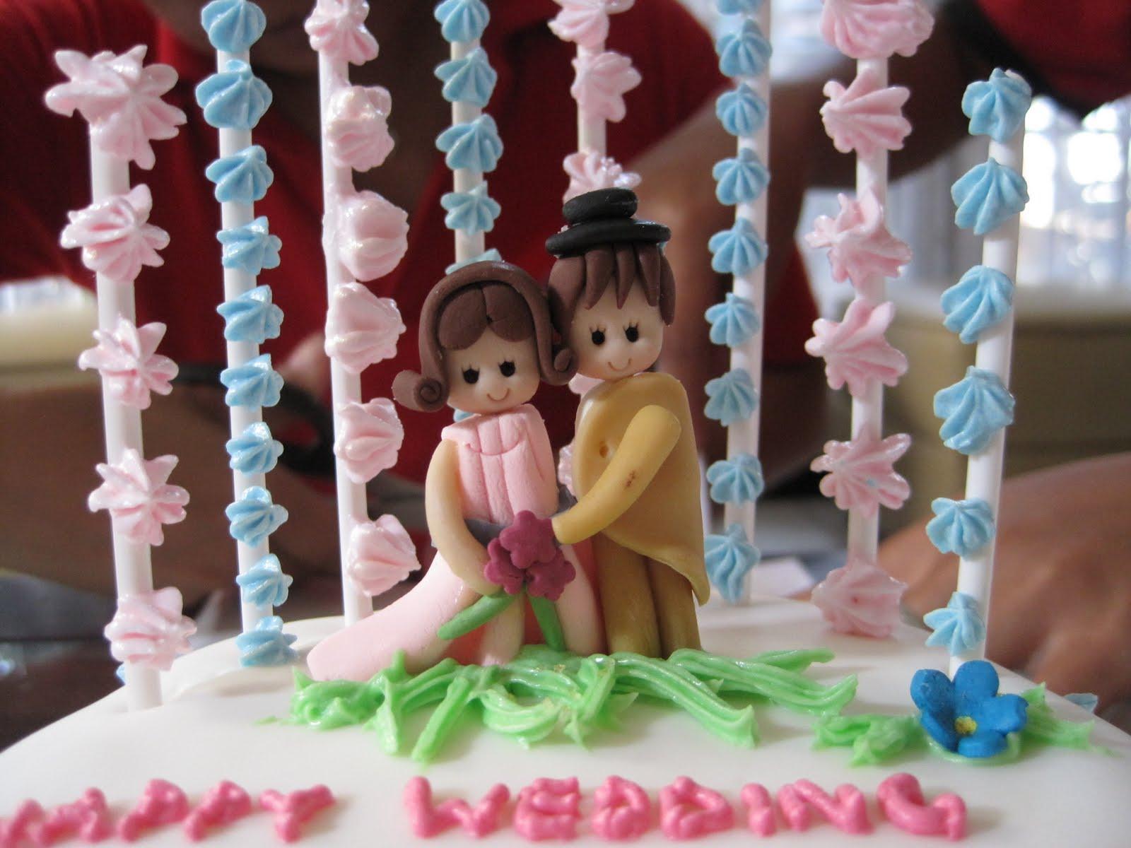 Happy Wedding Anniversary Tart