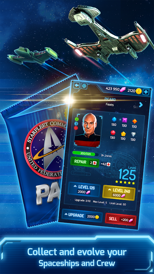 Star Trek ® - Wrath of Gems Screenshot 1