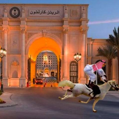Saudi Aristocrat Escapes Dire Ritz Carlton Conditions, Cites Human Rights Violations