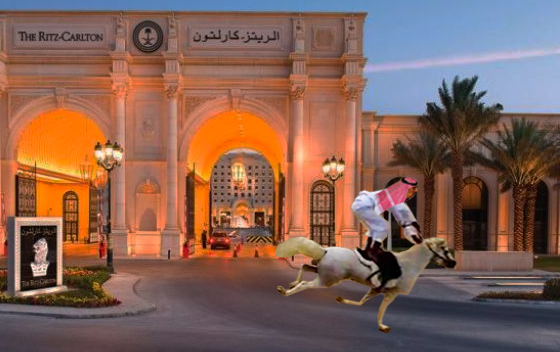 Saudi Aristocrat Escapes Dire Ritz Carlton Conditions, Cites Human Rights Violations