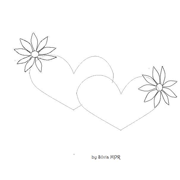 Imagenes De Corazones Para Imprimir - Día de los Enamorados Dibujos para colorear