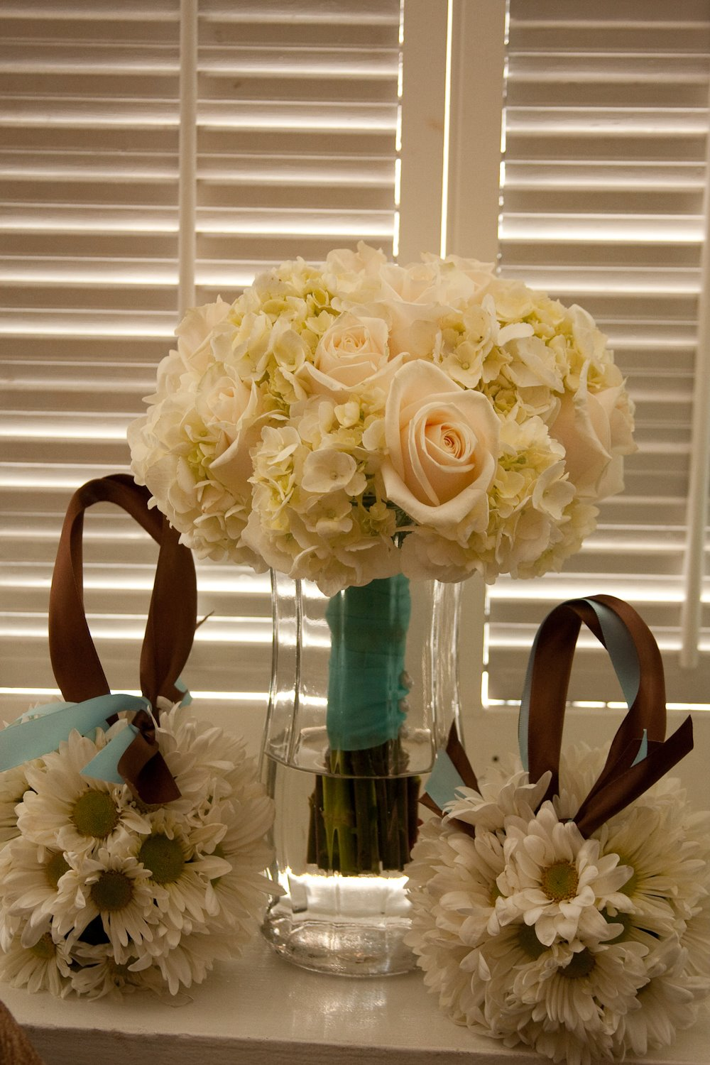 Margas Blog Hydrangea Tulip Bridal Wedding Floral Flowers