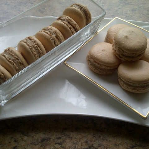 Coffee Macaroons