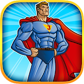 Download Super Heroes: Boys Puzzle Game APK on PC