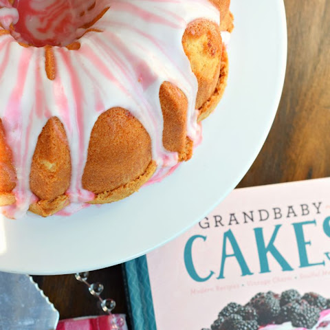 Cherry 7 Up Pound Cake