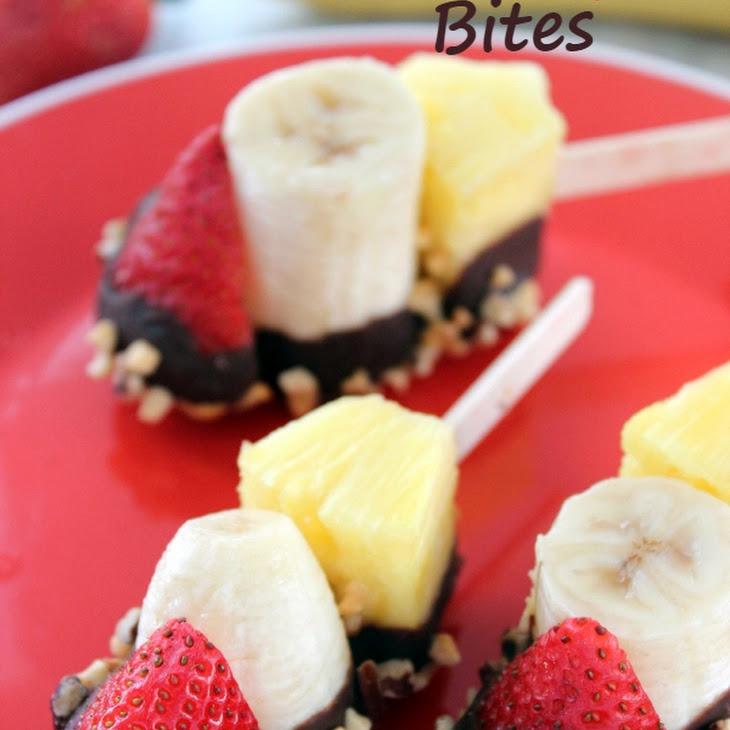 Banana Split Bites Recipe   Yummly