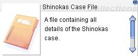 Shinokas Case File