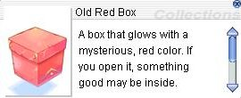 Old Red Box