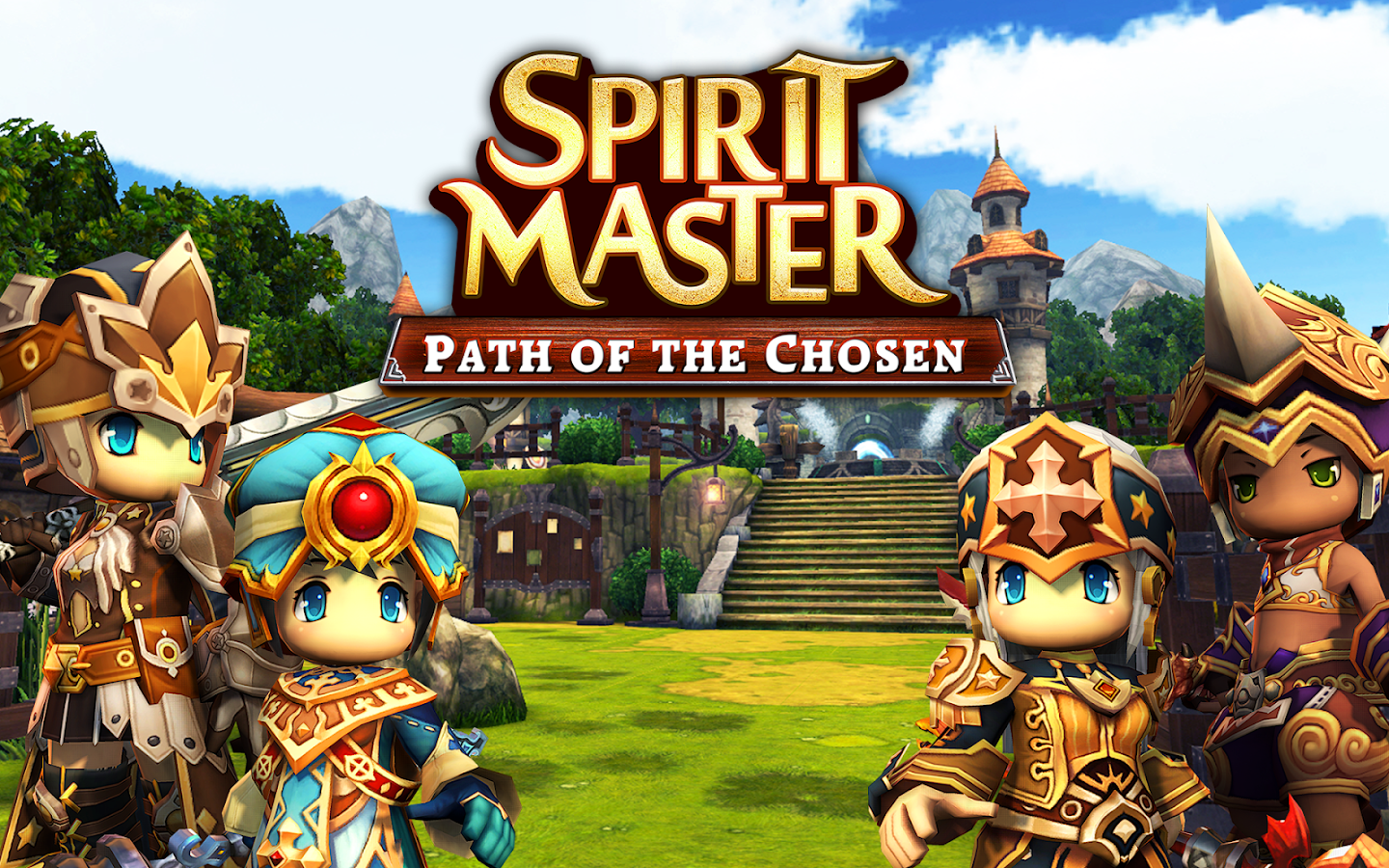 Spirit Master Screenshot 17
