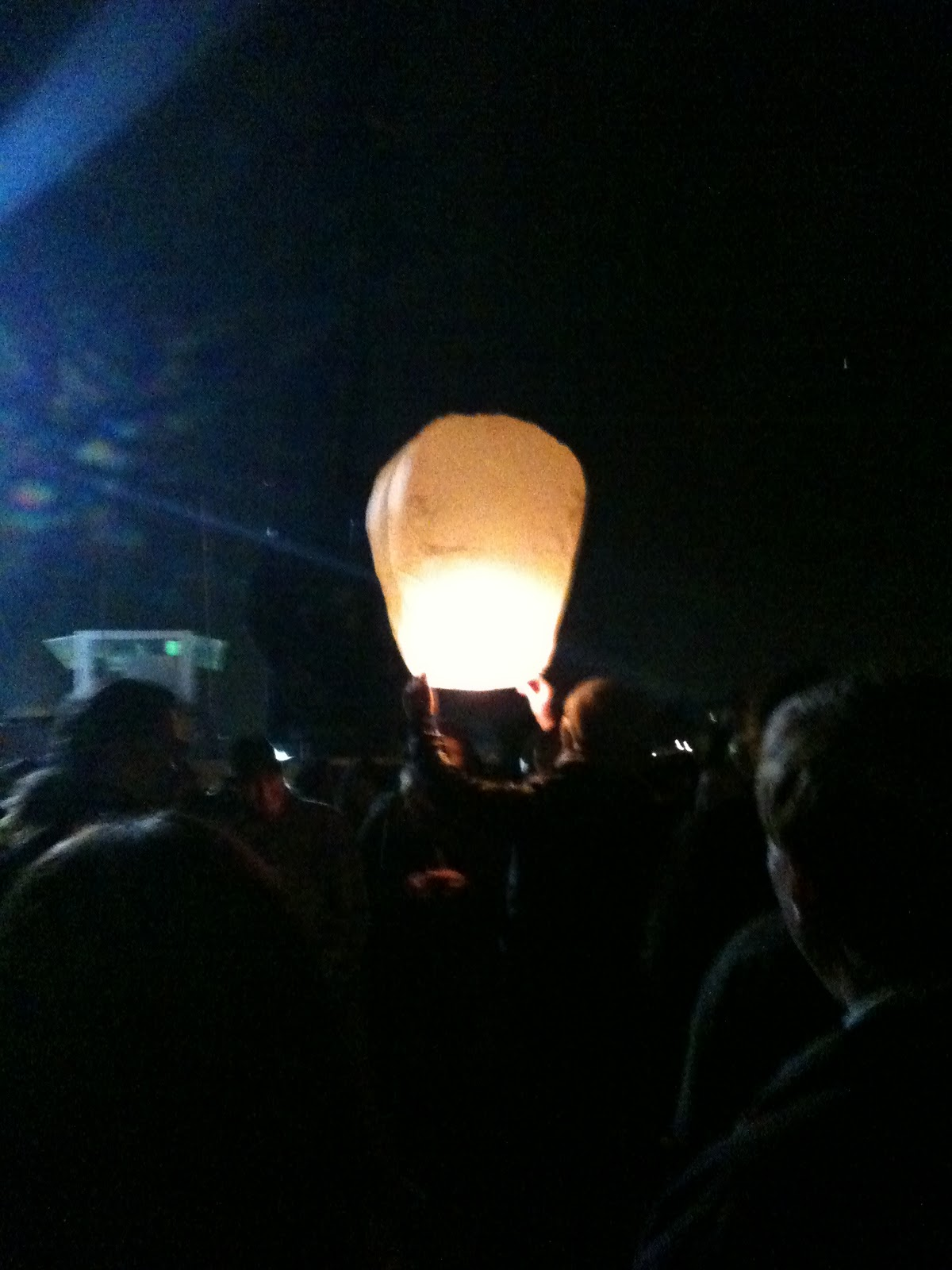 chinese lantern wedding