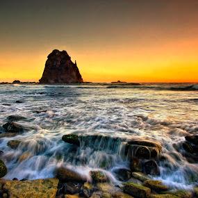 Papuma II by Van Condix - Landscapes Sunsets & Sunrises