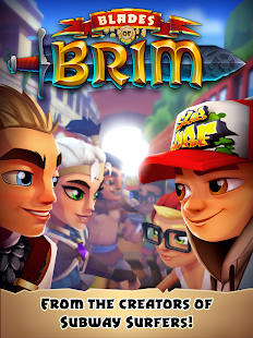 9 Blades of Brim App screenshot