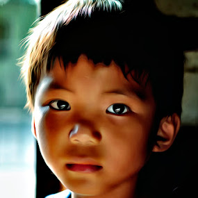 by SirIan Marson Rañada - Babies & Children Children Candids