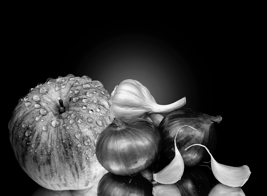 Still life  by Asif Bora - Black & White Objects & Still Life