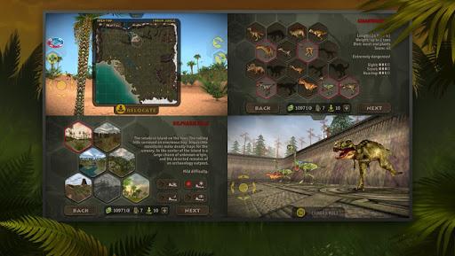 Carnivores: Dinosaur Hunter HD screenshot 15