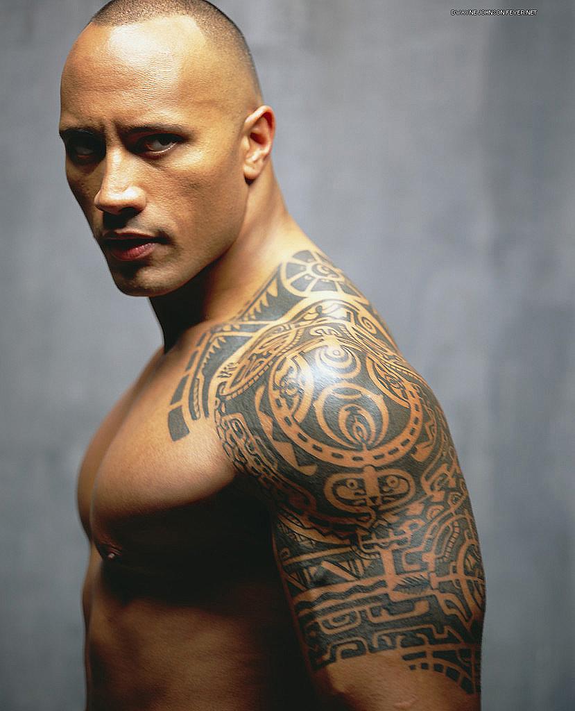 Men Shoulder Tattoo Designs
