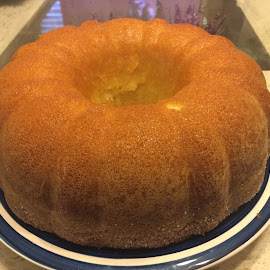 Yoghurt cake by Luci Henriques - Food & Drink Cooking & Baking