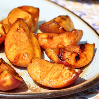Grilled Peaches With Rum Recipes