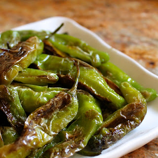 Shishito Peppers Recipes
