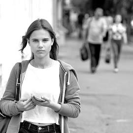 by Alex Zhurbenko - Black & White Street & Candid