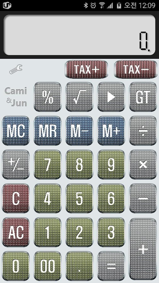 Cami Calculator Pro Screenshot 2