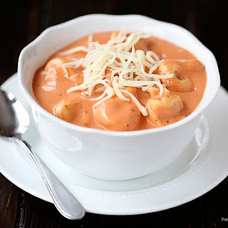 Tomato Soup With Cheese Tortellini Recipes